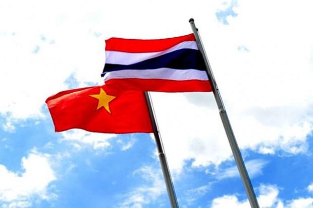 越南与泰国加强科学技术合作 hinh anh 1
