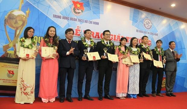 2018年青年科技人才金球奖颁奖仪式将在胡志明市举行 hinh anh 1