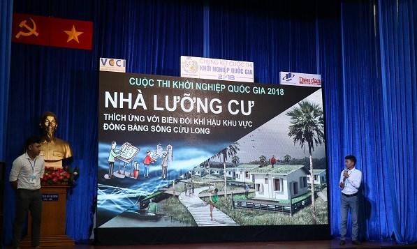 2018年国家创新创业竞赛总决赛在胡志明市举行 hinh anh 1