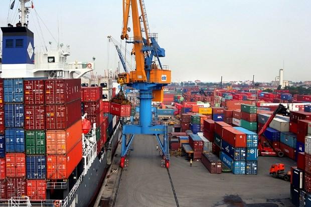 2018年越南贸易顺差72.1亿美元 hinh anh 1