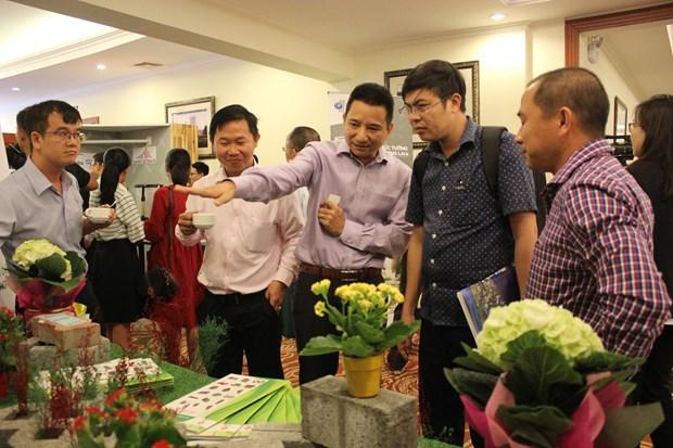 越南致力于推动环境友好型建材市场的发展 hinh anh 2