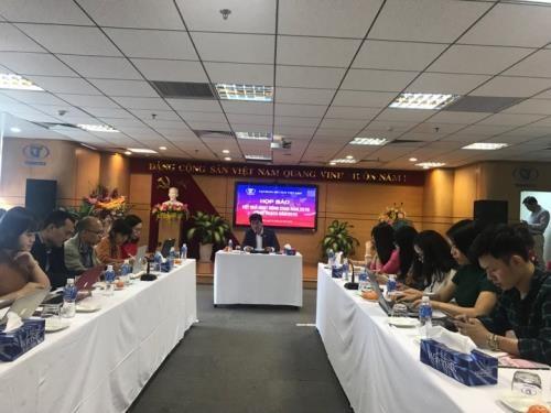 2019年Vinatex提出出口额增长8%的目标 hinh anh 1