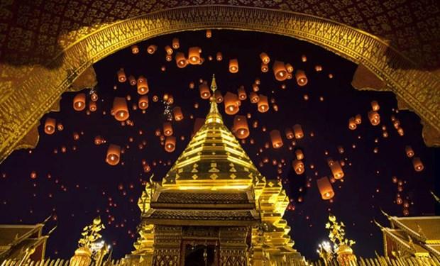 中国仍是泰国最大客源国 hinh anh 1