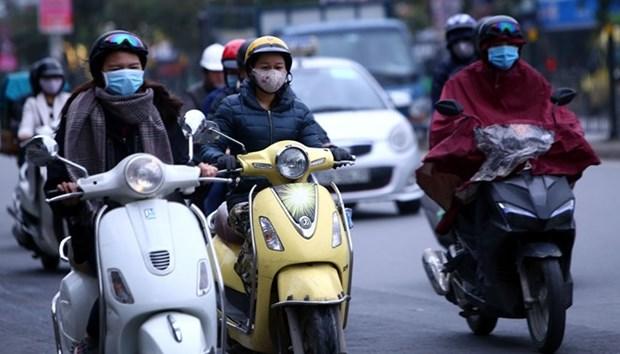 强冷空气今日横扫越南北部和中部 多地气温创10年来新低 hinh anh 1