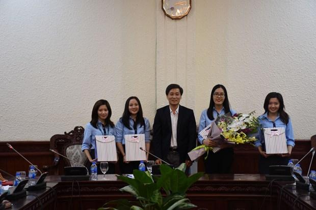 越南大学生在国际投资仲裁模拟法庭竞赛中取得出色成绩 hinh anh 1