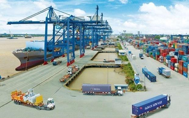 越南致力于提升物流产业的竞争力 hinh anh 1