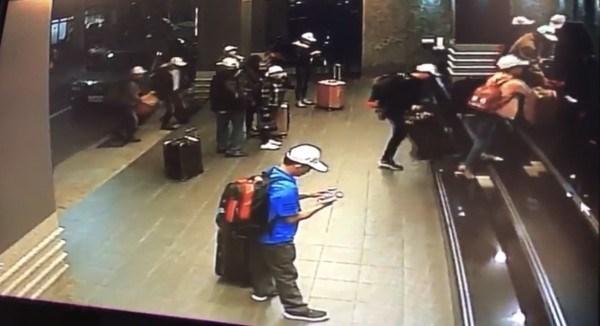同152名游客在台湾脱逃有关的旅行社被吊销营业执照 hinh anh 1