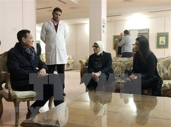 埃及爆炸袭击事件: 埃及旅游部将同越南驻埃及大使馆密切配合 hinh anh 1