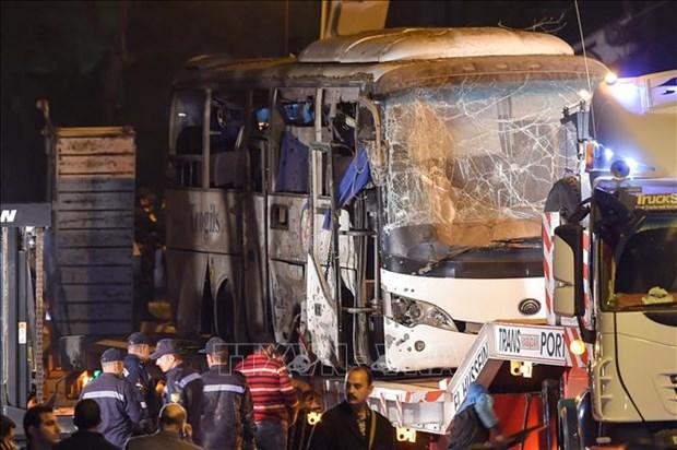 世界多国谴责埃及爆炸袭击事件 hinh anh 1