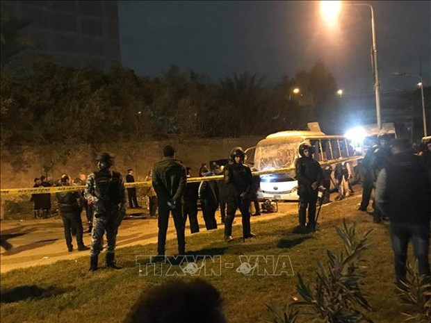世界多国谴责埃及爆炸袭击事件 hinh anh 2