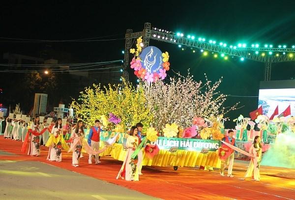 喜迎2019新年的东区文化旅游节热闹开场 hinh anh 3