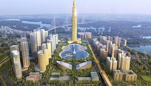河内市吸引外资位居全国第一 hinh anh 1