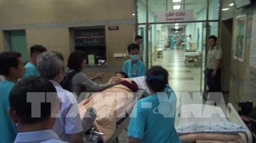 越南游客在埃及金字塔附近遇袭事件:9名游客已安全回国 hinh anh 2