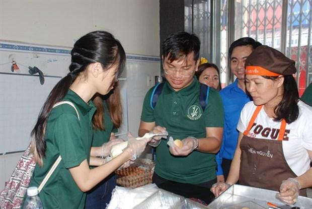 多项国际青年交流活动在平福省举行 hinh anh 1