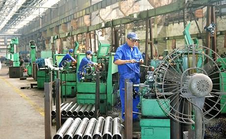 加工制造业继续成为越南经济增长的亮点 hinh anh 1