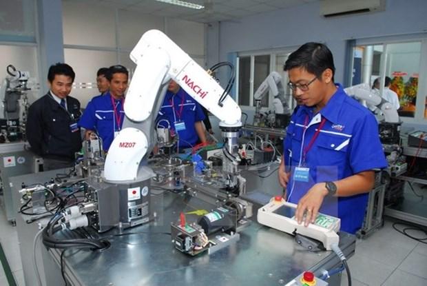 越南劳动生产率快速上升 hinh anh 1