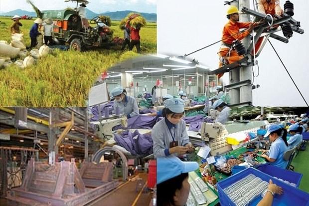 越南政府颁布2018年经济社会发展决议 hinh anh 1