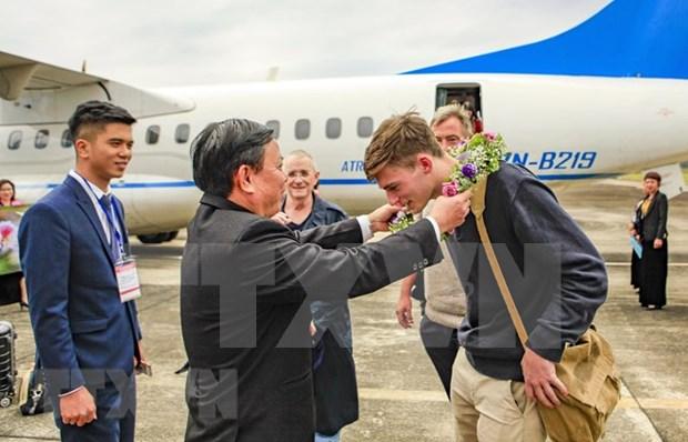 越南旅游业2019年初就喜迎开门红 hinh anh 1
