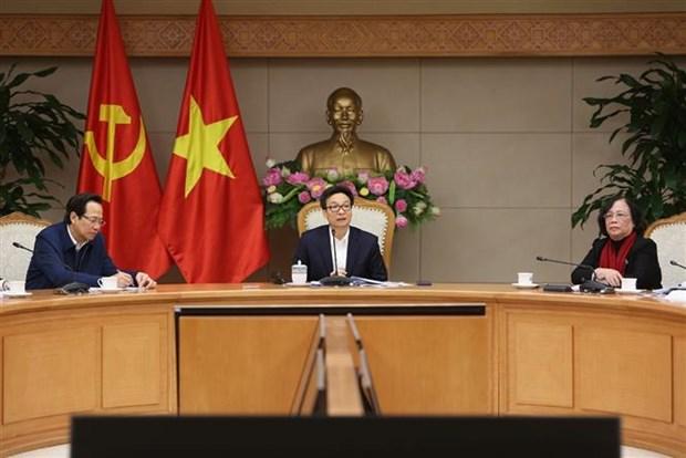 武德儋副总理:充分发挥老年人的积极作用 hinh anh 1