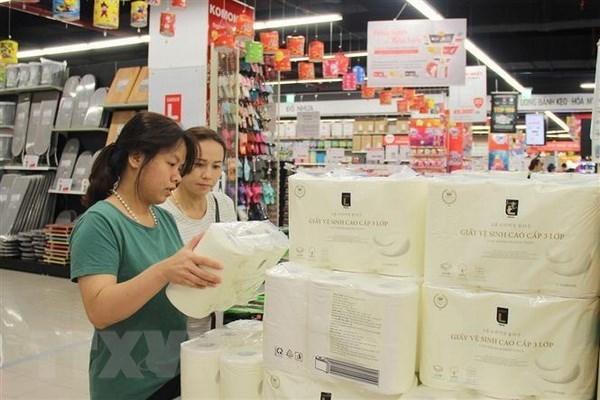 经济专家: 2019年越南将通货膨胀率控制在4%以下的目标是可行的 hinh anh 1