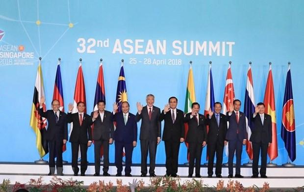 东盟迎来巨大机遇 致力于建设繁荣发展的共同体 hinh anh 1