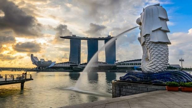 新加坡经济增长低于2018年第三季度的预期 hinh anh 2