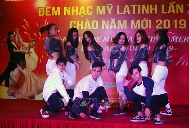 第10届拉丁美洲音乐会在河内举行 hinh anh 1