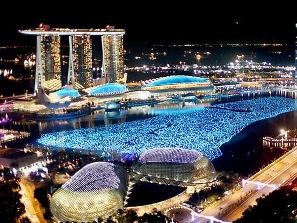 新加坡经济增长低于2018年第三季度的预期 hinh anh 1