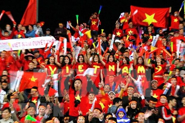ASIAN Cup 2019:赴阿联酋为国足加油助威的越南球迷需注意安全 hinh anh 1