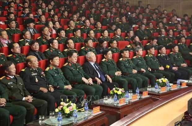 """柬埔寨推翻种族灭绝制度40年:在""""佛塔之国""""的""""佛家部队""""历史见证者交流会 hinh anh 1"""