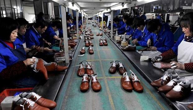 美国继续成为越南皮革鞋类及箱包的最大出口市场 hinh anh 1