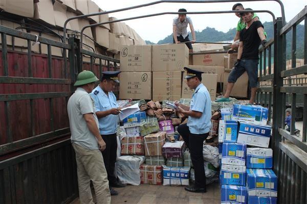 越南工贸部:加大对伪造越南原产地行为的检查力度 hinh anh 1