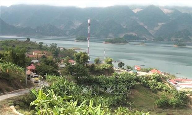 越南全国3787个乡镇达到新农村标准 hinh anh 1