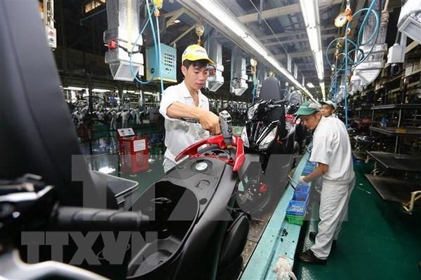 惠誉解决方案宏观研究:2018年越南经济增速创11年来新高 hinh anh 1