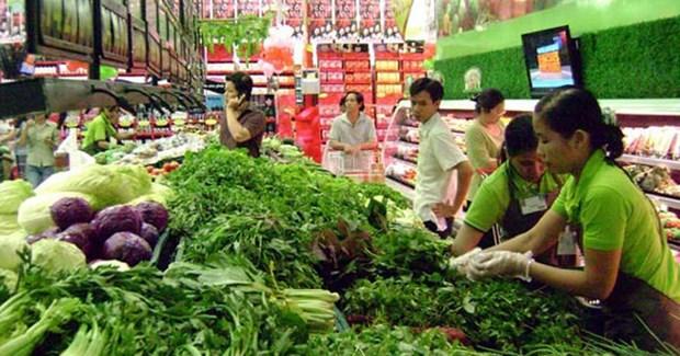 全国食品安全农产品供应链达1000多条 hinh anh 1