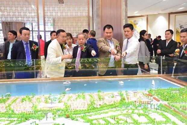 承天顺化省引进3.68万美元建设国际旅游区 hinh anh 1