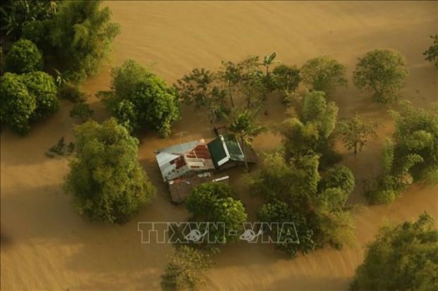 菲律宾暴雨和山体滑坡灾害造成死亡人数提升至126人 hinh anh 2