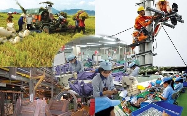 胡志明市力争实现2019年经济增长达8.3至8.5% hinh anh 1