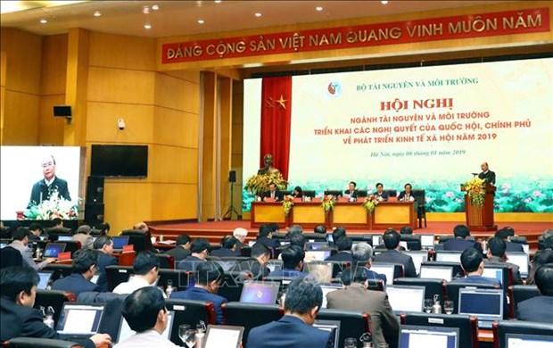 政府总理阮春福:自然资源与环境打下基础 实现突破 hinh anh 2