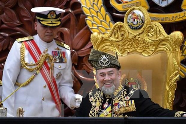 马来西亚搞定国王选举时间 新国王将于本月底宣誓就职 hinh anh 1