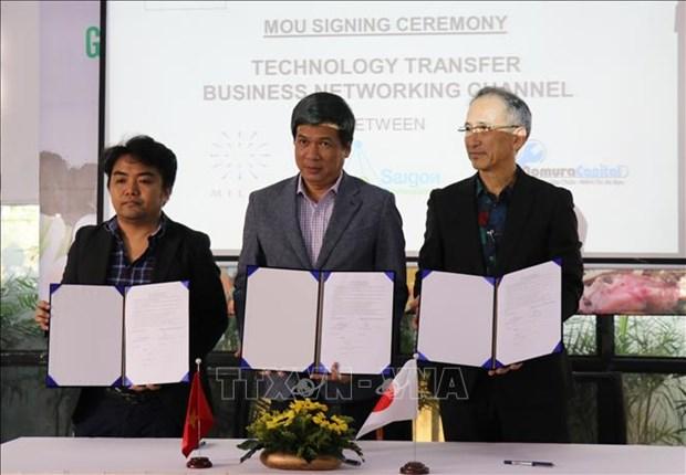 日本协助越南将可再生能源有机废物处理技术实施国产化 hinh anh 1