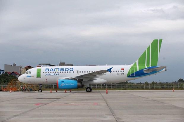 越竹航空公司获得航空运营人证书 即将在国内和国际上飞行 hinh anh 1