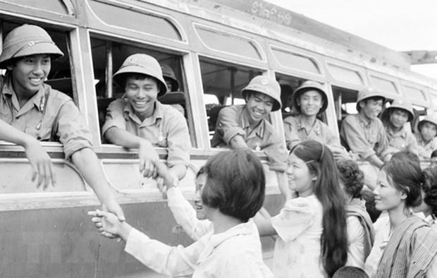 推翻波尔布特的记忆依然留在援柬越南老战士脑海里 hinh anh 2