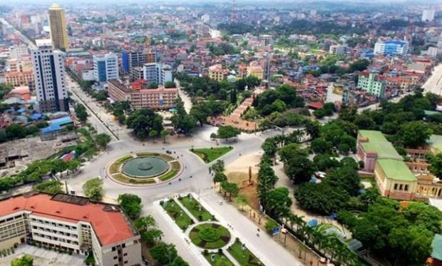 泰国驻越大使馆代表团赴太原省了解合作潜力 hinh anh 1
