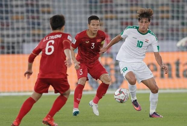 ASIAN CUP 2019: 国际媒体对越南队败于伊拉克队表示遗憾 hinh anh 3