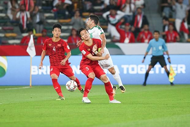 ASIAN CUP 2019: 国际媒体对越南队败于伊拉克队表示遗憾 hinh anh 2