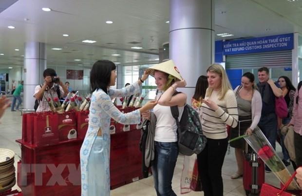 2018年俄罗斯赴越游客人数创新高 hinh anh 1