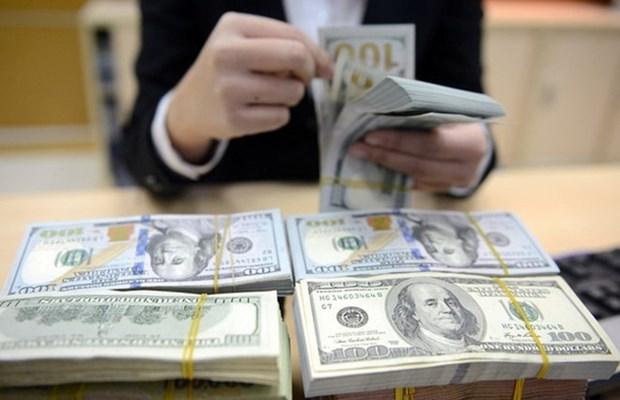 10日越盾兑美元中心汇率下降5越盾 hinh anh 1