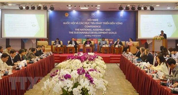 2018年越南国会对外活动的烙印 hinh anh 1