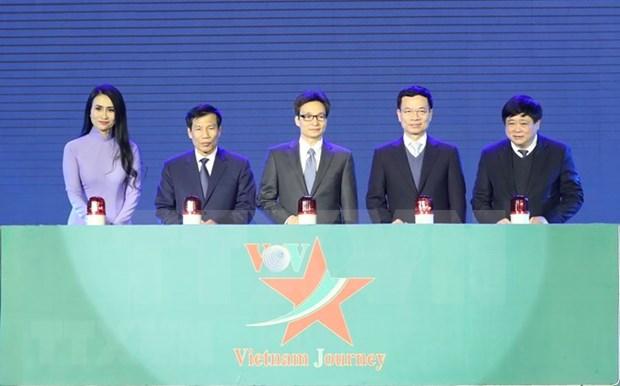 越南文化旅游专题电视频道开播 hinh anh 1